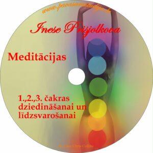 Čakras 1.2.3